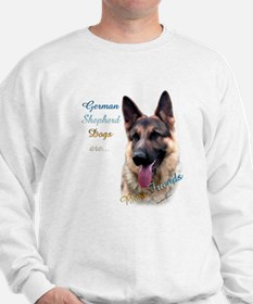GSD Best Friend1 Sweatshirt