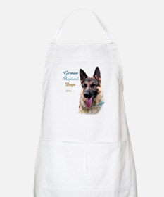GSD Best Friend1 BBQ Apron