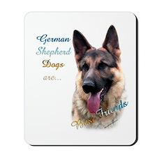 GSD Best Friend1 Mousepad