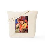 Mandolin Angel /Italian Spino Tote Bag