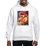 Mandolin Angel /Italian Spino Hooded Sweatshirt