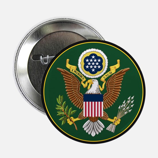 """Cute Usarmy 2.25"""" Button (10 pack)"""
