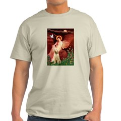 Seated Angel /Italian Spinone T-Shirt