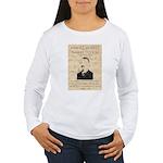 Sam Ketchum Women's Long Sleeve T-Shirt