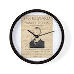 Sam Ketchum Wall Clock