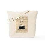 Sam Ketchum Tote Bag