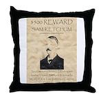 Sam Ketchum Throw Pillow