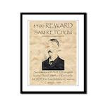 Sam Ketchum Framed Panel Print