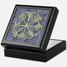 Stone Mason Symbology - Keepsake Box