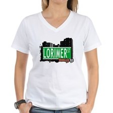 LORIMER ST, BROOKLYn, NYC Shirt