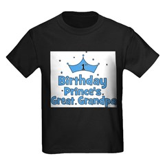 1st Birthday Prince's Great G T