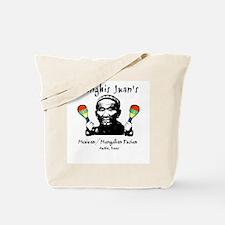 Genghis Juan's Restaurant Tote Bag
