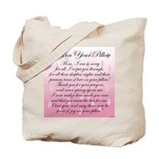 TEARS ON YOUR PILLOW Tote Bag
