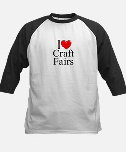 """I Love (Heart) Craft Fairs"" Tee"