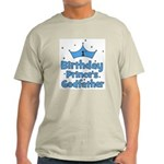 1st Birthday Prince's Godfath Light T-Shirt