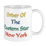 New York OES Mug