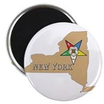 New York OES Magnet