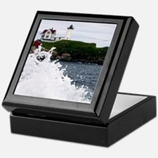 Nubble Light Keepsake Box