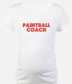 Retro Paintball C.. (Red) Shirt