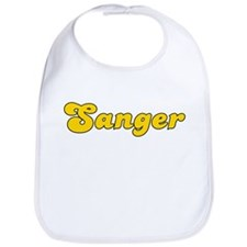 Retro Sanger (Gold) Bib