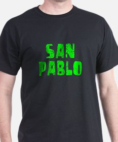 San Pablo Faded (Green) T-Shirt