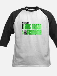 I Wear Lime Green For My Grandma 6 Tee