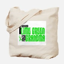 I Wear Lime Green For My Grandma 6 Tote Bag