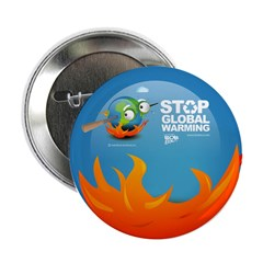 "Earth Skewer 2.25"" Button"
