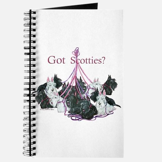 Got Scotties - Scottish Terri Journal