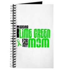 I Wear Lime Green For My Mom 6 Journal