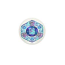 Kona Blues Mini Button