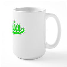 Retro Emporia (Green) Mug
