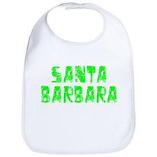 Santa Barbara Faded (Green) Bib