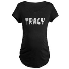 Tracy Faded (Silver) T-Shirt