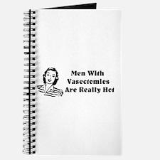 Men With Vasectomies Journal