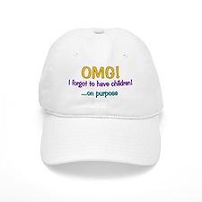 Forgot To Have Children Baseball Cap