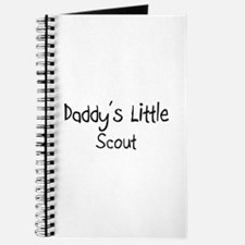 Daddy's Little Scout Journal