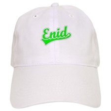 Retro Enid (Green) Baseball Cap