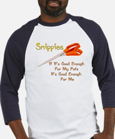 Snippies Baseball Jersey
