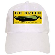 Go Green Baseball Cap