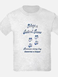 Racer Blue T-Shirt