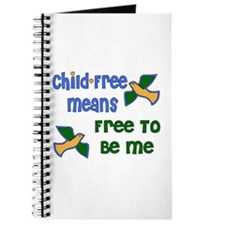 Child-Free Me Journal