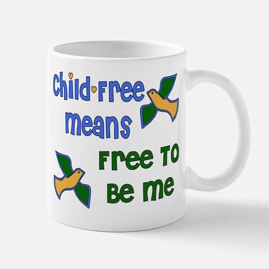 Child-Free Me Mug