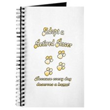 Racer Gold Journal