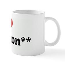 I Love **Stephon** Mug