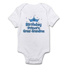 1st Birthday Prince's Great G Infant Bodysuit