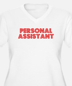 Retro Personal As.. (Red) T-Shirt