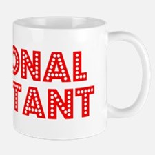 Retro Personal As.. (Red) Mug
