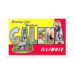 Galena Illinois Greetings Posters