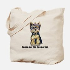 Yorkshire Terrier - Yorkie Bo Tote Bag